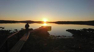 Randonnée / Trekking-Kiruna-Hiking trip in the Kebnekaise valley near Kiruna-2