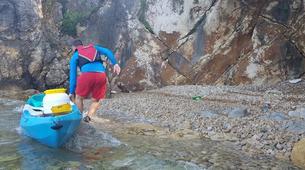 Kayak de mer-Krk-Sea Kayaking in Krk, Croatia-2