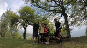 Mountain bike-Lugano-Electric mountain bike tours in Lugano-4