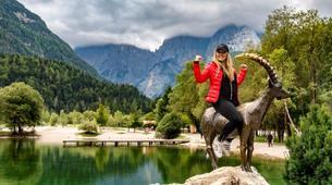 Wandern/Trecking-Bled-7 Alpenwunder Tour in Gorenjska, von Bled aus-5