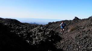 Randonnée / Trekking-Mount Etna-Randonnée au sommet de la Montagnola (2 640 m), Etna-6