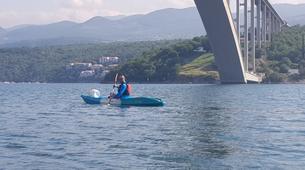 Kayak de mer-Krk-Sea Kayaking in Krk, Croatia-6