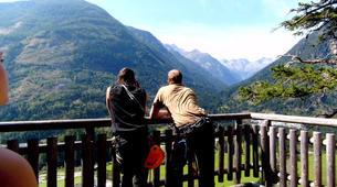Klettersteig-Villach-Klettersteig zum Fallbachwasserfall, bei Fischertratten-3