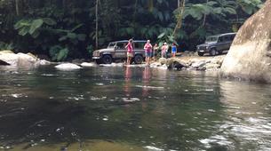 4x4-Saint-François-Excursion en 4x4 Land Rover à Basse-Terre, Guadeloupe-5