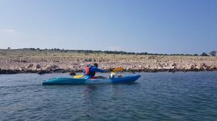Kayak de mer-Krk-Sea Kayaking in Krk, Croatia-1
