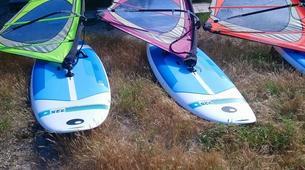 Windsurf-Porto Vecchio-Location de Funboard et Windsurf à Pinarello-6
