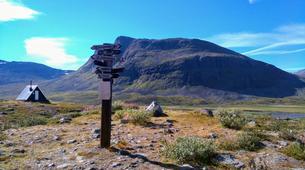 Randonnée / Trekking-Kiruna-Hiking trip in the Kebnekaise valley near Kiruna-3