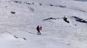 Randonnée / Trekking-Mount Etna-Randonnée au sommet de la Montagnola (2 640 m), Etna-5