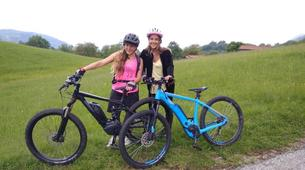 Mountain bike-Lugano-Electric mountain bike tours in Lugano-2