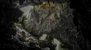Caving-Oviedo-Cueva Huera caving excursion near Oviedo-8