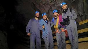 Caving-Oviedo-Cueva Huera caving excursion near Oviedo-6