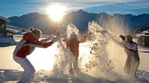 Backcountry snowboarding-Madesimo-Backcountry snowboarding freeriding day trip in Madesimo-5