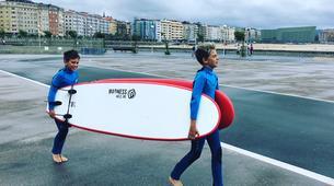 Surfing-San Sebastian-Private surfing lessons in Donostia - San Sebastian-4