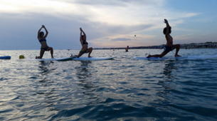 Stand Up Paddle-Hendaye-Stand Up Paddle excursion in Plage d´Hendaye-5