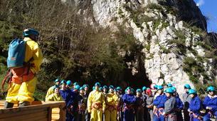 Caving-Oviedo-Cueva Huera caving excursion near Oviedo-9