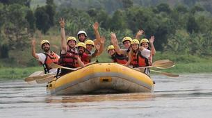 Rafting-Jinja-Raft & Camp experience on the River Nile-6