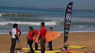 Surf-La Tranche sur Mer-Leçons de Surf à La Tranche-sur-Mer-2