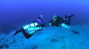 Plongée sous-marine-Castillo del Aguila, Lanzarote-Plongées d'aventure depuis Marina Rubicon, Playa Blanca-6