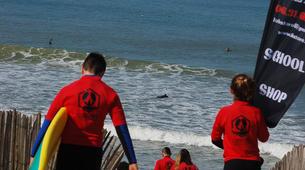 Surf-La Tranche sur Mer-Leçons de Surf à La Tranche-sur-Mer-5