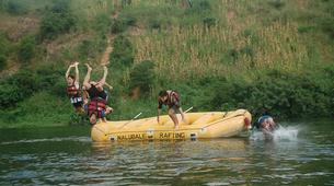 Rafting-Jinja-Raft & Camp experience on the River Nile-5