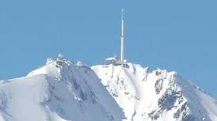 Ski Hors-piste-Pic du Midi de Bigorre-Ski Hors-Piste sur le Pic du Midi de Bigorre, Pyrénées-5