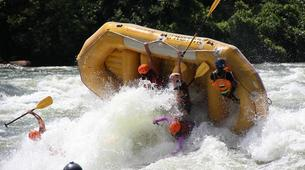 Rafting-Jinja-Raft & Camp experience on the River Nile-1
