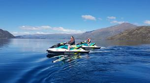 Lancha a Motor-Wanaka-Jet Ski Adventure on Lake Wanaka-6
