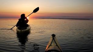 Kajak-Jeffreys Bay-Kayaking on the Kabeljous Lagoon in Jeffreys Bay-1