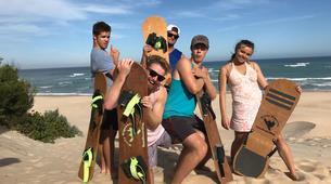 Sandboarden-Jeffreys Bay-Sandboarding Lesson in Jeffreys Bay-2
