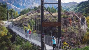 Mountain bike-Queenstown-Supported mountain biking on the Queenstown Trails-3