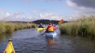 Kajak-Jeffreys Bay-Kayaking on the Kabeljous Lagoon in Jeffreys Bay-3