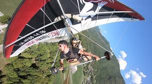 Hang gliding-Annecy-Baptême de Deltaplane à Annecy-5
