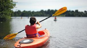 Kajak-Jeffreys Bay-Kayaking on the Kabeljous Lagoon in Jeffreys Bay-5
