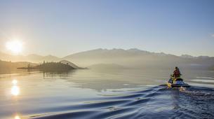 Lancha a Motor-Wanaka-Jet Ski Adventure on Lake Wanaka-2