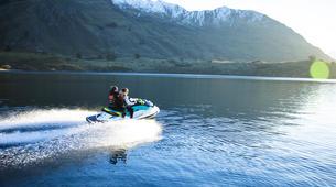 Lancha a Motor-Wanaka-Jet Ski Adventure on Lake Wanaka-3