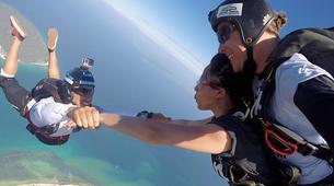 Skydiving-Cebu-Tandem Skydive from Bantayan Island near Cebu-5