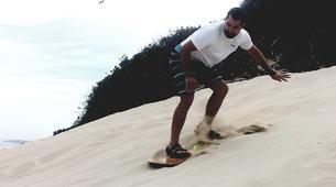 Sandboarden-Jeffreys Bay-Sandboarding Lesson in Jeffreys Bay-4