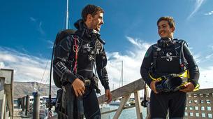 Plongée sous-marine-La Graciosa, Lanzarote-Essayer de plonger à La Graciosa, Lanzarote-5