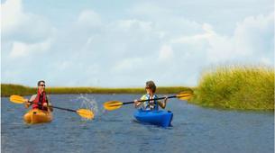 Kajak-Jeffreys Bay-Kayaking on the Kabeljous Lagoon in Jeffreys Bay-4