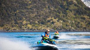 Lancha a Motor-Wanaka-Jet Ski Adventure on Lake Wanaka-4