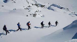 Snowshoeing-Jondal-Snowshoeing excursion in Folgefonna-1