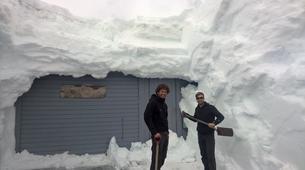 Snowshoeing-Jondal-Snowshoeing excursion in Folgefonna-2