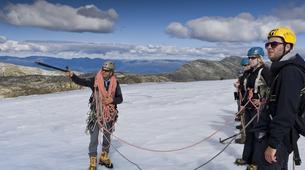 Glacier hiking-Jondal-Blue ice hike on the Juklavass Glacier-1