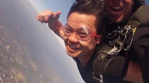 Skydiving-Cebu-Tandem Skydive from Bantayan Island near Cebu-3