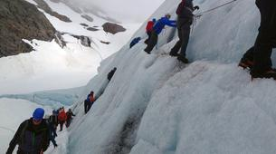 Glacier hiking-Jondal-Blue ice hike on the Juklavass Glacier-3