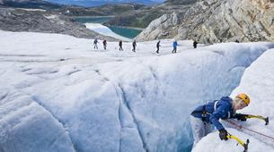 Glacier hiking-Jondal-Blue ice hike on the Juklavass Glacier-6