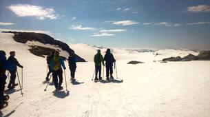 Snowshoeing-Jondal-Snowshoeing excursion in Folgefonna-5