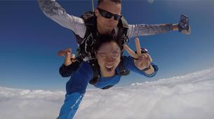 Skydiving-Cebu-Tandem Skydive from Bantayan Island near Cebu-2