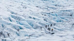 Glacier hiking-Jondal-Blue ice hike on the Juklavass Glacier-4