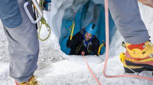 Glacier hiking-Jondal-Blue ice hike on the Juklavass Glacier-5